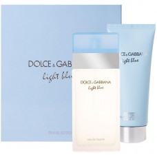 Set D&G Light Blue W